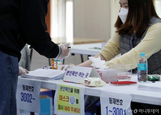 [사진]막 오른 재·보궐선거