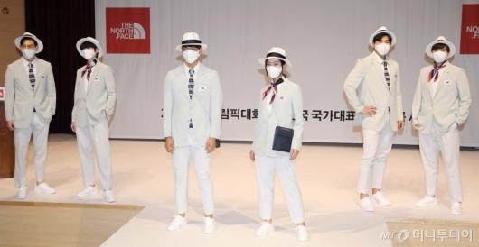 [사진]도쿄올림픽 국가대표 단복 공개