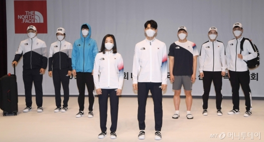 [사진]도쿄올림픽 국가대표 시상복 공개