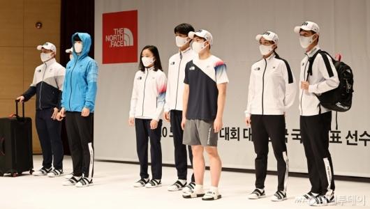 [사진]도쿄올림픽 시상복 공개