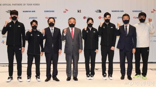 [사진]도쿄올림픽 G-100 미디어데이