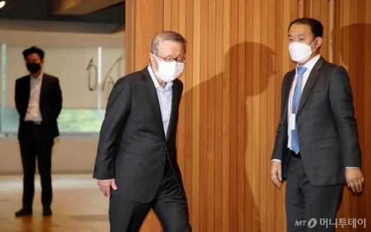 [사진]대국민사과 나선 홍원식 남양유업 회장