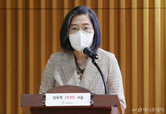 [사진]특별교육 나선 이수정 교수