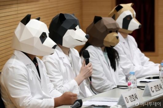 [사진]'불법 의료행위 근절' 목소리 내는 간호사들