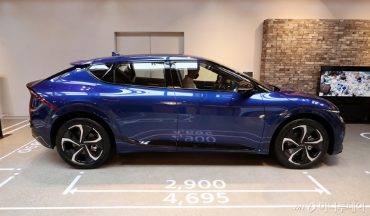 [사진]기아자동차 'The Kia EV6' 공개