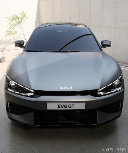 [사진]기아자동차 'The Kia EVG GT'