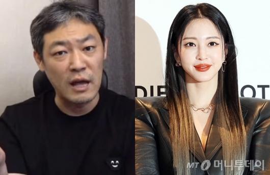 김용호, 한예슬 또 저격