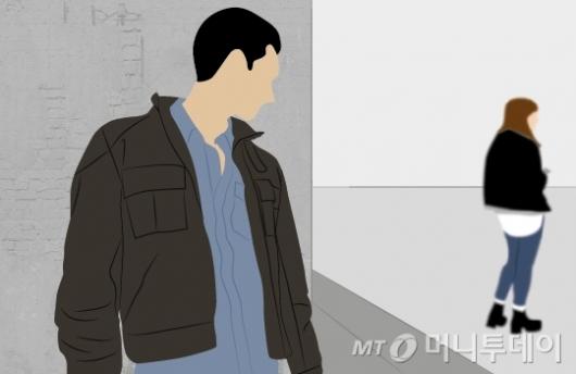 납치당하던 여성의 손가락 신호 '112'…운전자가 보고 신고