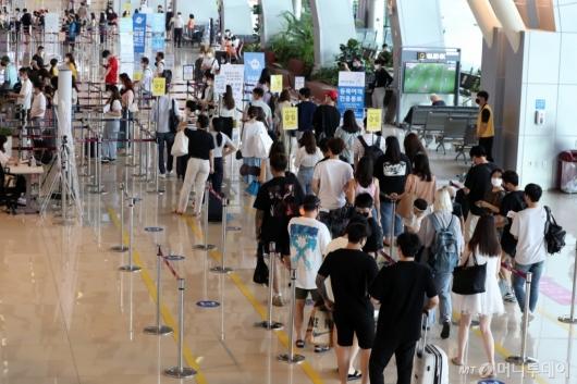 [사진]휴가 떠나는 시민들