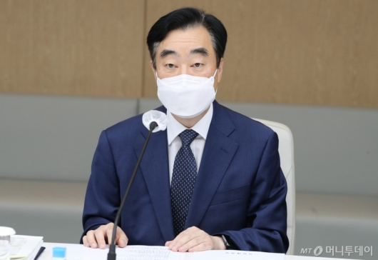 [사진]세제발전위원회 모두발언하는 강병구 위원장