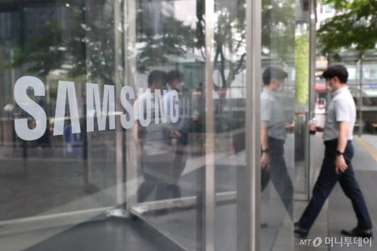 [사진]삼성전자, 2분기 영업익 12조5667억
