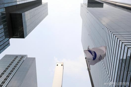 [사진]삼성전자, 2분기 매출 20% 영업익 54% 상승