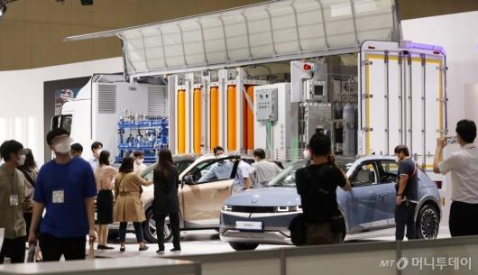 [사진]궁금한 현대자동차의 수소 기술력