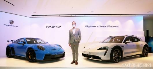 [사진]포르쉐코리아, 타이칸 크로스 투리스모-911 GT3 출시