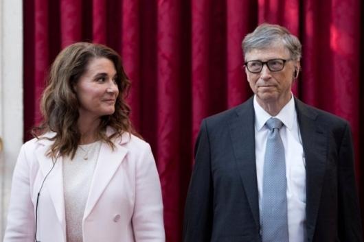 빌 게이츠-멀린다, 이혼 후 처음 목격