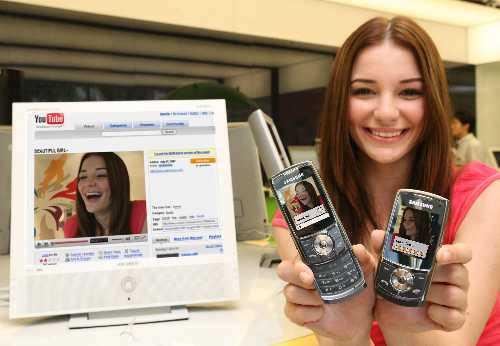 삼성電 '모바일블로그 3G폰' 유럽 겨냥