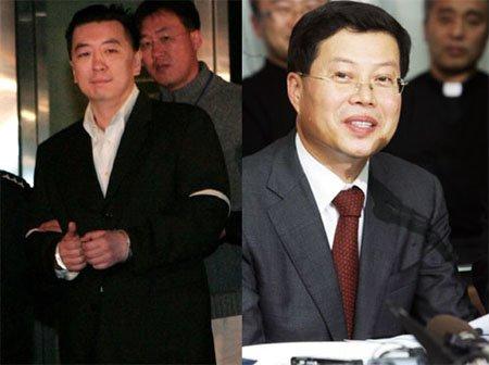 김용철+김경준 對 삼성+이명박