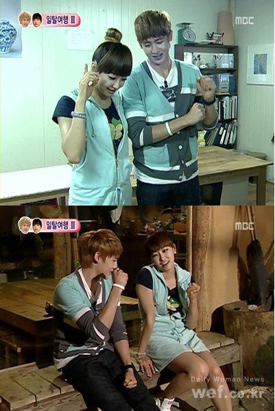 ↑ 사진=MBC 〈우리 결혼했어요 Season2〉7월 31일 방송분 캡처]
