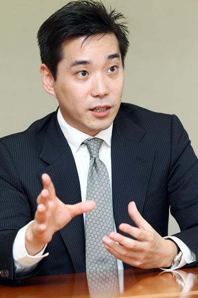 ↑김앤장 법률사무소 박태현 변호사 ⓒ유동일 기자