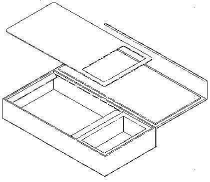 ↑LG전자의 휴대전화기 포장용 상자 디자인 ⓒ대법원 사진 제공