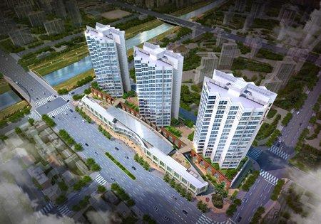 호반건설, 판교 '써밋 플레이스'에 매매예약제 도입