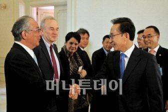 李대통령, G20 공식일정 개시···UN·노동계 만남