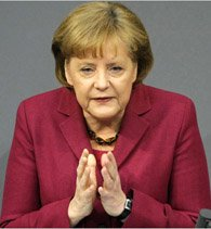 "[G20]메르켈 ""경상수지 목표제, 이번 의제 아니다"""