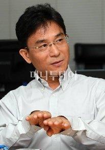 ↑김충진 현대건설 싱가포르 쿠텍푸아트 공공병원 현장소장ⓒ이명근 기자