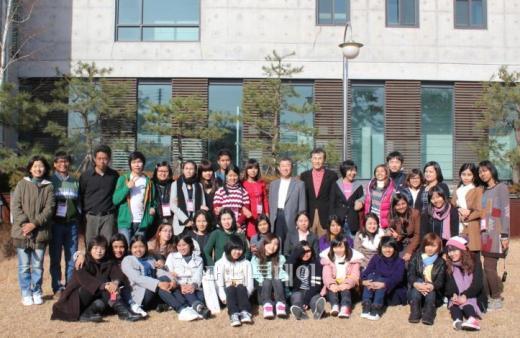 토마토저축은행, 주한 미얀마 대학생들과 친선 워크숍