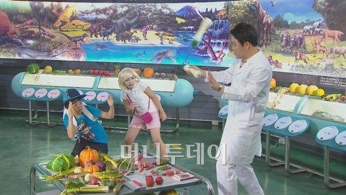 스카이라이프,국내 첫 3D 드라마 '김치왕' 방영