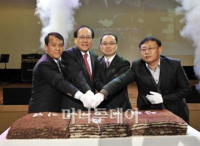 """포스코건설 """"그룹 시너지효과로 10년내 세계10위"""""""