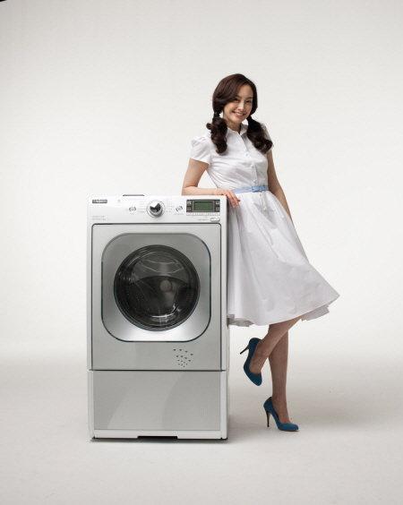 [히트상품]LG '트롬 6모션' 전기료·세탁시간 1/4로