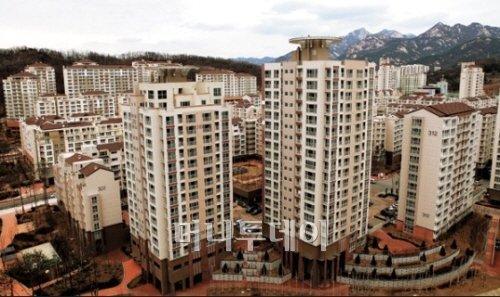 서울시의 한 장기전세주택 시프트 단지