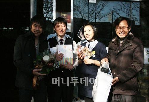 신선설농탕 관광코스로 떠올라 화제, 일본 유명 연예인도 찬유 팬으로 방문