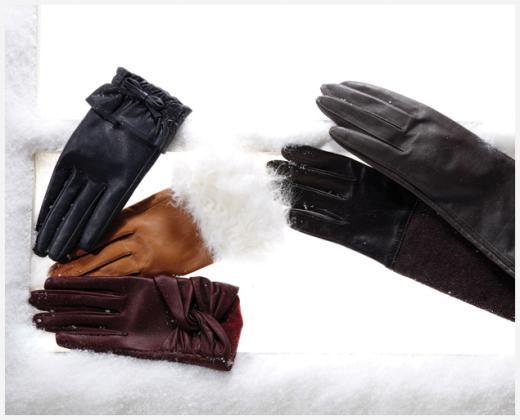 얼어붙은 손끝을 녹여줄 다양한 디자인의 글러브