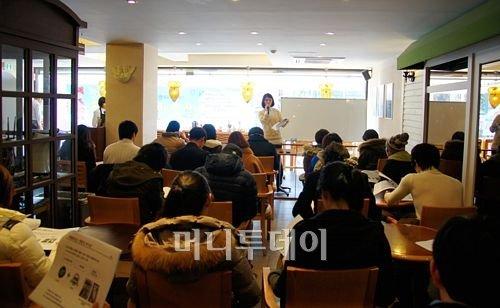 고용노동부와 함께하는 '일자리천사'캠페인 이벤트 진행