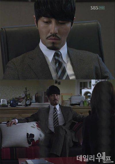 ↑ SBS 드라마 '아테나 : 전쟁의 여신' 캡처