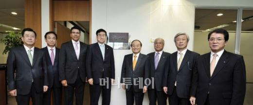 [사진]S-OIL 과학문화재단 현판식