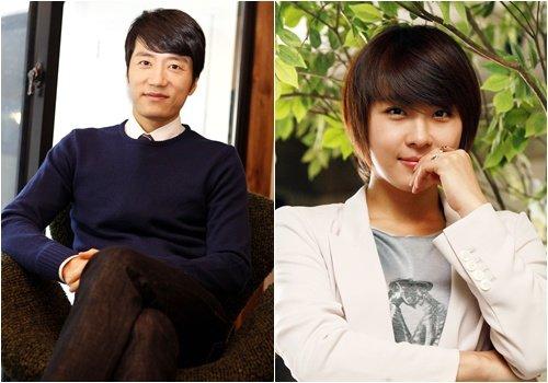 김명민(왼쪽), 하지원 ⓒ머니투데이 스타뉴스