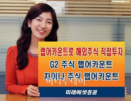 미래에셋證, 컨슈머랩이어 G2·中주식랩 출시