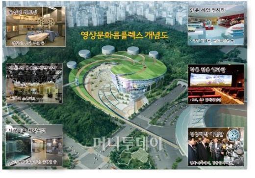 상암DMC, '한국판 헐리우드'로 개발된다