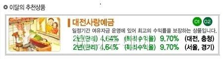 대전저축銀, 금리 9.7% 예금고객 어쩌나
