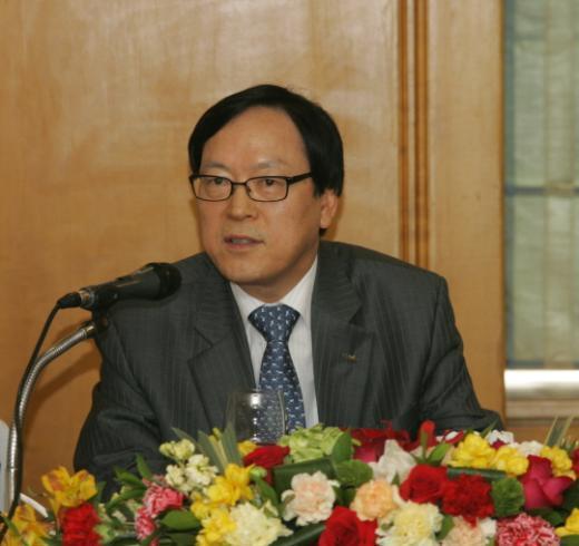 """김용환 행장 """"IB 강화, 대형 프로젝트 지원 주력"""""""