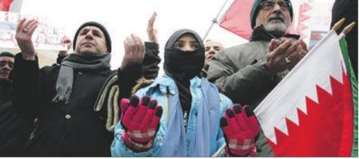 시리아·바레인 등 중동 민주화 시위 격화