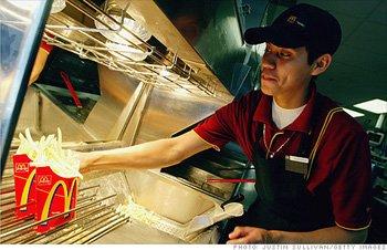 맥도날드의 '맥잡 실험' 성공할까