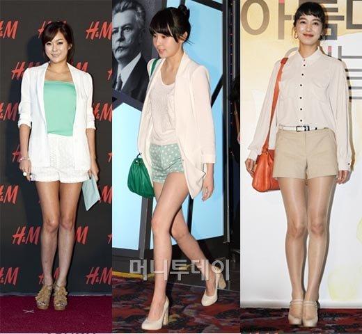 ↑(사진=왼쪽부터 현영, 조안, 이소연/머니투데이 사진자료)