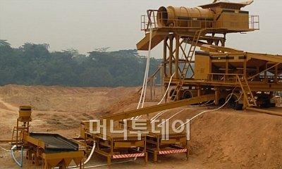 코리아벤처, 몽골사업 지원중장비 투입 확대