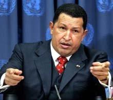베네수엘라 의회 의장, 차베스 와병설 부인