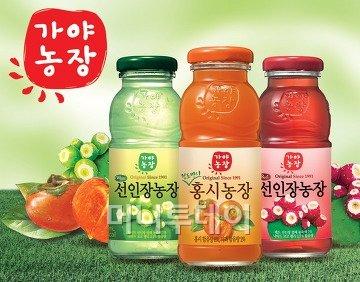 가야, 투명마케팅 기반 음료시장 공략
