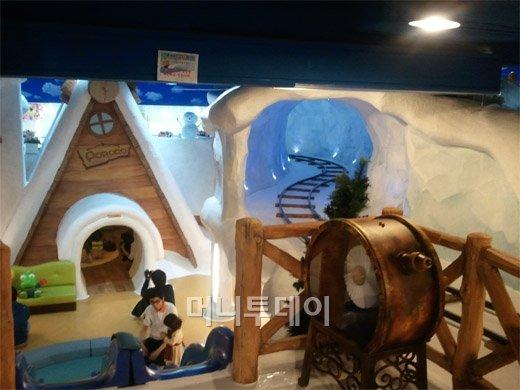경기도 동탄 '뽀로로 테마파크'